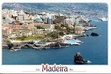 Alte Postkarte - Lido Madeira Mar
