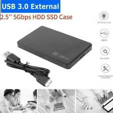"2.5"" Hard Disk Case SATA USB3.0 HDD SSD Box 5Gbps External Hard Drive Enclosure"