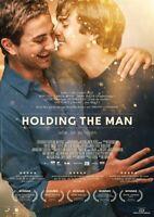GUY/RUSH,GEOFFREY PEARCE - HOLDING THE MAN-LEBE,UM ZU LIEBEN   DVD NEU