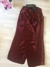 Lanvin Dress LANVIN Cocktail NEW Size Uk8 FR36 Purple Ruby Runway/catwalk £1300