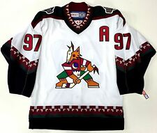 JEREMY ROENICK PHOENIX COYOTES CCM AUTHENTIC JERSEY SIZE 46 NEW WITH TAGS