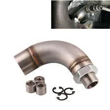 J Style 90 Degree Car Oxygen Sensor Restrictor Fitting Adjustable Gas Flow Inser