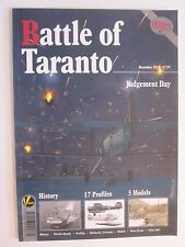 Book: The Battle of Taranto: Judgement Day (Airframe Extra) by Valiant Wings