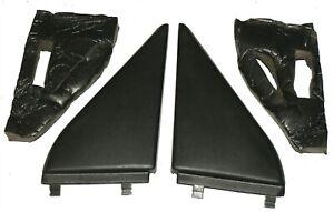 Discovery 2 Td5 V8 98-04 Door Mirror Inner Finisher Trim Cheater Foam Pair