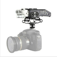 Universal Microphone and Portable Recorder Shock Mount for Zoom H4n H5 H6 H1