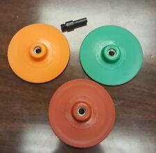 Forney 72450 Sanding Disc 3-pack