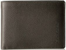 Portefeuille Homme Brun PIQUADRO Portefeuille Hommes Brun Leather PU257X1