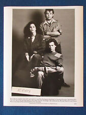 "Original Press Promo Photo - 10""x8""- Kevin Bacon, Jami Gertz & Paul Rodriguez"