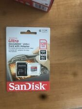 SanDisk Ultra A1 128GB Class 10 UHS-I SDXC Memory Card