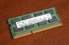 Samsung 2GB 2Rx8 PC3-8500S DDR3 1066MHz Laptop SDRAM M471B5673FH0-CF8