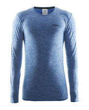 Functional Shirt CRAFT Active Comfort Ls, Men's,Long Sleeves,Compression ,Blue