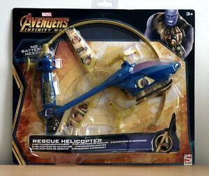 Avengers Infinity War Rescue Helicopter - Sambro - Marvel - Thanos - New