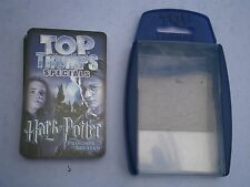 T27) Top Trumps Harry potter prisonof of azkaban all 33 cards Great condition