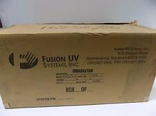 FUSION UV SYSTEMS LIGHT HAMMER 6 UV IRRADIATOR.LH6 CL I6S/LH NIB