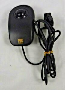 Vintage Handy Ball TB10 Serial Trackball Mouse - Rare