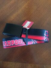Deadpool Wade Wilson Funko POP! Buckle Down Belt Marvel Comics Brand New (0014)