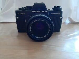 "Alter DDR Fotoapparat"" PRAKTICA B200/ ELECTRONIC"