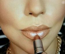 MAC Cosmetics Frost Lipstick - Gel (metallic beige) 💄👄New in Box📦 HTF