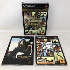 Grand Theft Auto San Andreas Special Edition Sony PlayStation 2 Ps2 Video Game