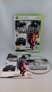 Jeu Xbox 360 Battlefield bad company 2 - genre : jeu de tir