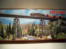 """Vollmer H0 2550 """"Kreuztalviadukt - Halle"""" Bausatz Neu + OVP"""