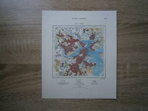 1892 Perron map BOSTON, MASSACHUSETTS (#34)