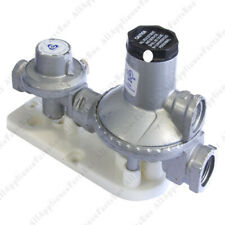 BROMIC LPG TWIN STAGE GAS REGULATOR CAVAGNA COMES WITH BRACKET PART# 6060522