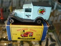 MATCHBOX SERIES NO.38 CHESTER TOY MUSEUM / MODEL A FORD 1979 IN BOX - AU STOCK !