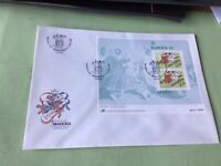 Portugal Madeira 1981  Large Stamp Sheet  Stamps Cover Ref 52301