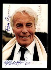 Johannes Heesters Autogrammkarte Original Signiert # BC 98038