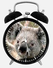 """Koala Bear Alarm Desk Clock 3.75"""" Home or Office Decor Z117 Nice For Gift"""