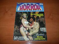 CÓMIC HORROR Nº39 (EDICIONES ZINCO AÑOS 80 BUEN ESTADO)