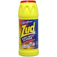 Zud, 2 Pack, 16 OZ Heavy Duty Cleaner, Removes Rust & Stains, Powder