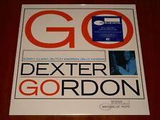 DEXTER GORDON GO! LP *RARE* BLUE NOTE REMASTERED EDITION 180g EU PRESS VINYL New