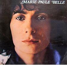 MARIE-PAULE BELLE café renard/les petits dieux de la maison LP 1974 SONOPRESSE++