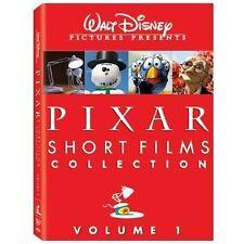 EXCELLENT DVD CONDITION Pixar Short Films Collection - Vol. 1 (DVD, 2007)