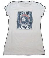 GRATEFUL DEAD  new womens T SHIRT  rock jerry garcia ALL SIZES s m lg