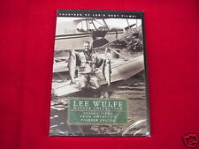 Lee Wulff Master Collection Fly Fishing  DVDS GREAT NEW