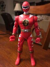 """Power Ranger-Dino Thuder Red Ranger-2003-6"""""""