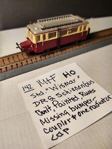 M+F Merker + Fischer DRG Wismar Railbus BUILT No Box #63 Saarbrücken (twt 142)