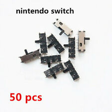 50 PCS For DS Lite NDSL Power Switch Button On Off Micro Switch Button -NEW