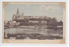 AK Krakow, Krakau, Wawel, Schloß, 1920