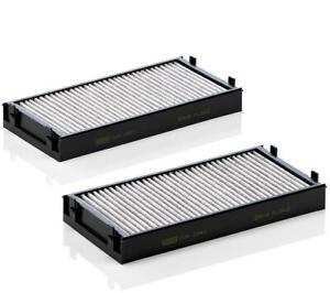 Mann-filter Cabin Air Filter CUK2941-2 fits BMW X5 E70 xDrive 30 d xDrive 40 d