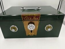 Vintage alarm safe box Japan