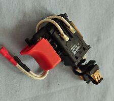 INTERRUTTORE ELEKTRONIC Bosch GSB 12 ve-2 GSB 14,4 ve-2 2607230121 ORGINAL