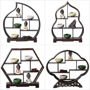 Seiko's Solid Wood Antique Display Rack Wooden Display Rack Storage Rack
