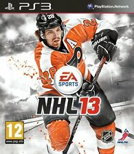 PS3 game NHL 13 2013 Ice hockey NEW
