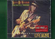 STEVIE RAY VAUGHAN - LIVE ALIVE  CD  NUOVO SIGILLATO