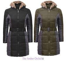 Brave Soul Zip Nylon Casual Coats & Jackets for Women