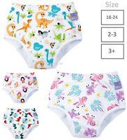 Bambino Mio Potty Training Pants Cotton Washable Nappy Diaper Child Kid Toddler